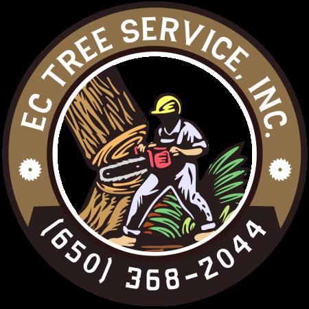 EC Tree Service Logo